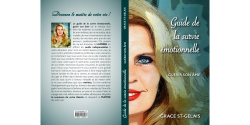THE GUIDE  OF THE SURVIVAL EMOTIONAL BY  GRACE ST-GELAIS