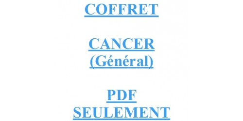 COFFRET CANCER PDF ONLY
